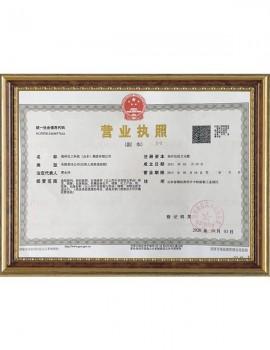 Ausiness License