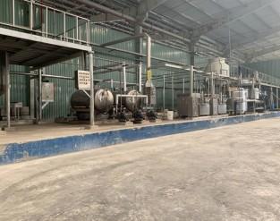 越南工厂化学品制造设备
